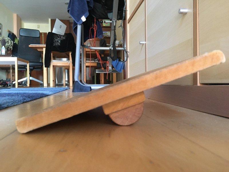 club foot balance board